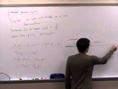 Computational Geometry Lecture 5: Numerical robustness