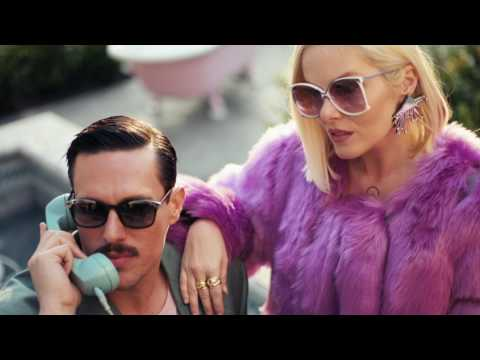 Luke Million - Back To The Rhythm feat. Sam Sparro (Official Music Video)
