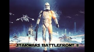Star Wars Battlefront II multiplay beta. * Rolls for days and cute droid sounds*