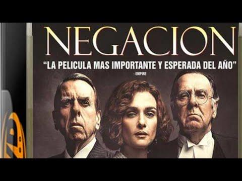LA NEGACIÓN (Películas 5 🌟Hechos Reales)