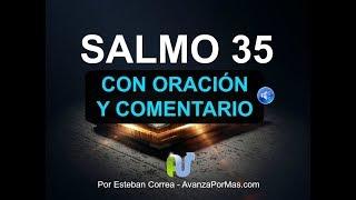 SALMO 35 Biblia Hablada con Explicación y Oración Poderosa...