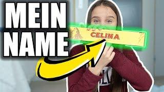 Meine EIGENE Schokolade  - Celina