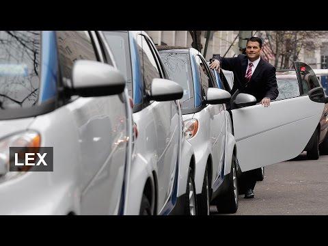 Car industry disruption | Lex