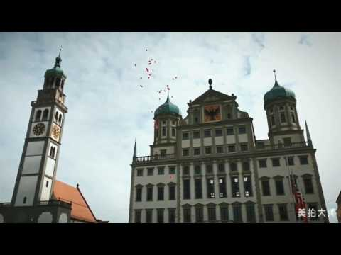 One day in Augsburg [Travel all over the world] Tour
