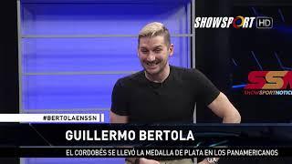 JJPP   GUILLERMO BERTOLA   NOTA EN PISO 14/08