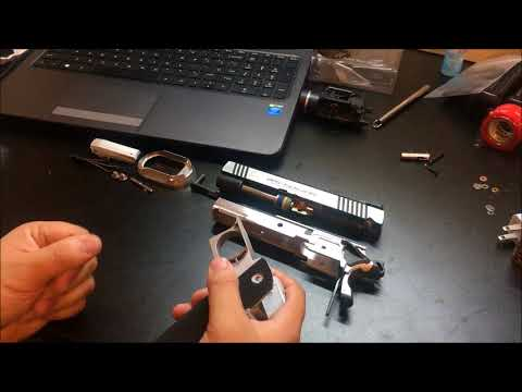 Airsoft Masterpiece Aluminum R7 Hicapa Grip - TM Hicapa Project (Part 2)