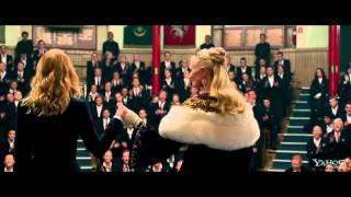 Академия вампиров / Vampire Academy (2014) дублированный трейлер на русском HD 1080p