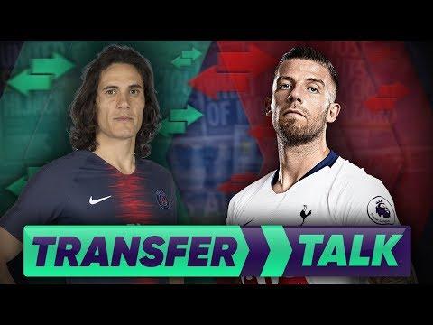 Atletico Madrid To Beat Chelsea For Edinson Cavani Transfer?! | Transfer Talk Mp3