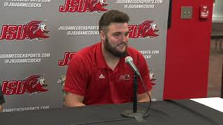 Jacksonville State Football 2018 - Weekly Press Conference - Week 12
