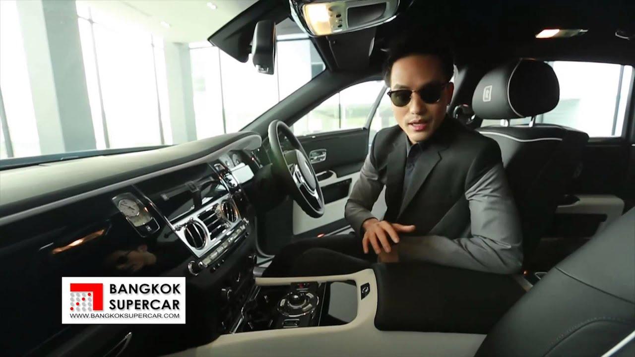 Rolls Royce Ghost Art Deco Supercar Review By Bangkok Supercar