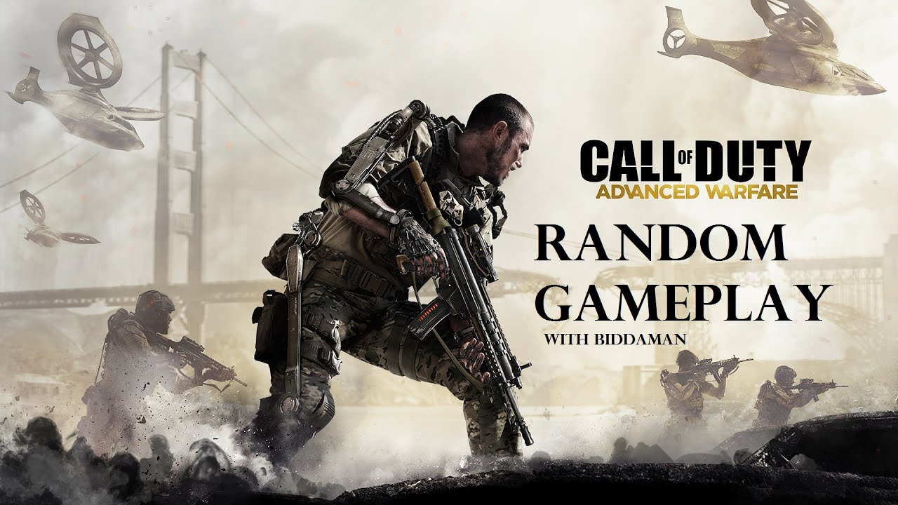 Call of Duty Advanced Warfare (PS4) Gameplay - YouTube