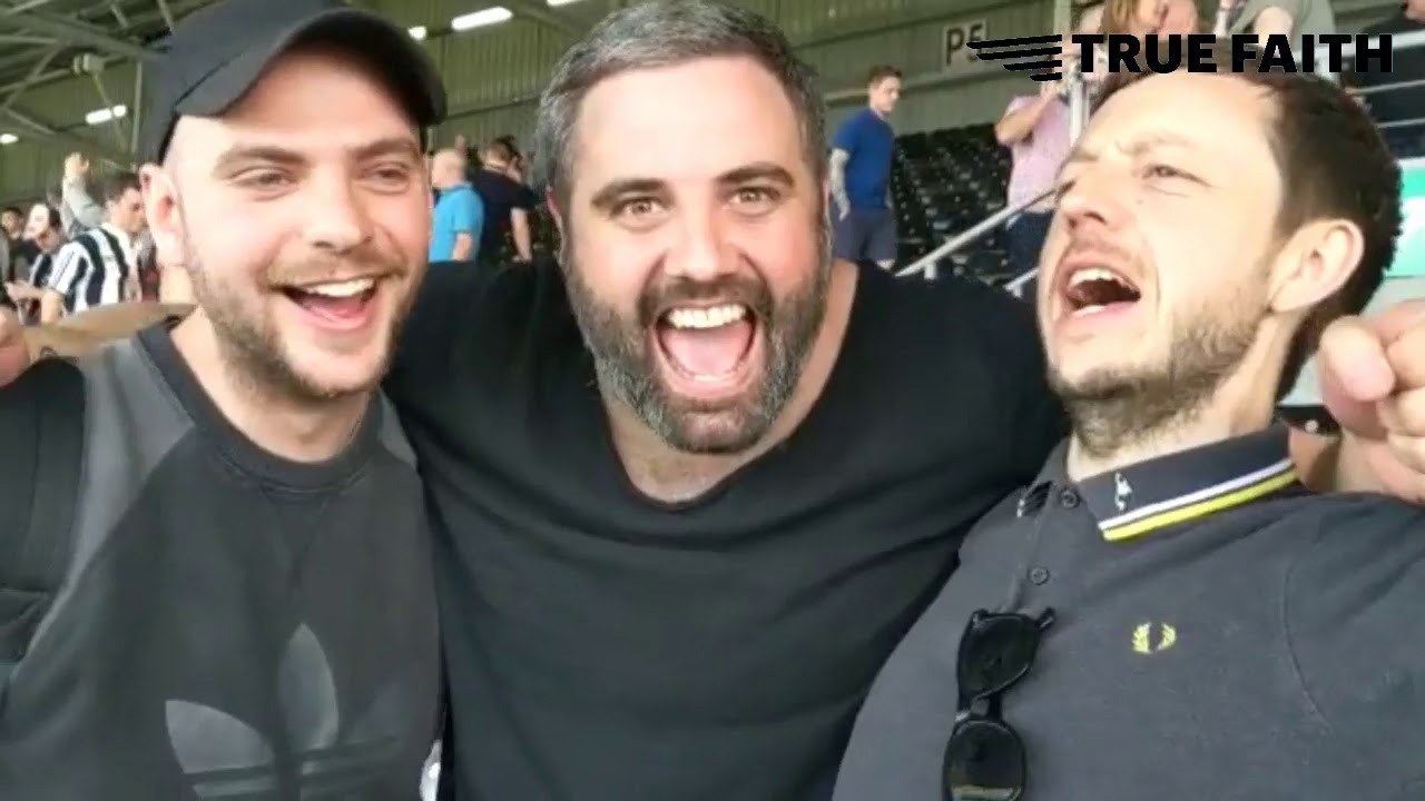 True Faith Matchday Video: Fulham 0 NUFC 4