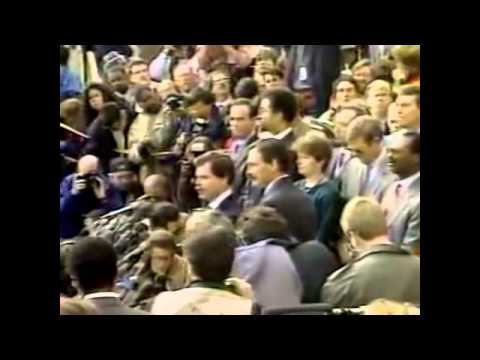 Archive: Marion Barry Arrest Aftermath (January 19, 1990)