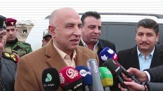 أخبار عربية | اعادة الدوائر الحكومية العراقية للمناطق المحررة بمحافظة نينوى