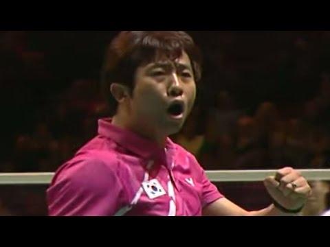 J.J.Sung/Lee Y.D. v H.Wei/S. Ye |MD- QF| Yonex All England Open Badminton Champ. 2012