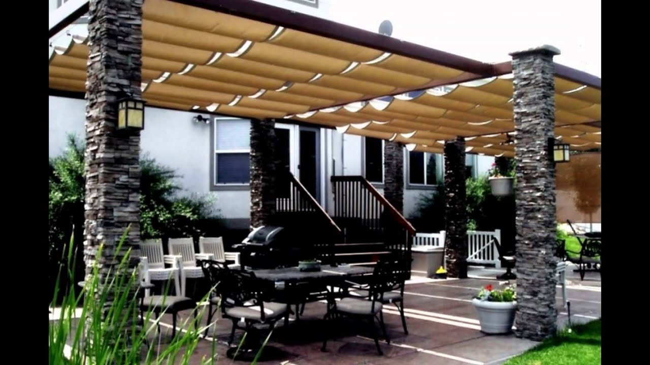 Superb Retractable Patio Covers