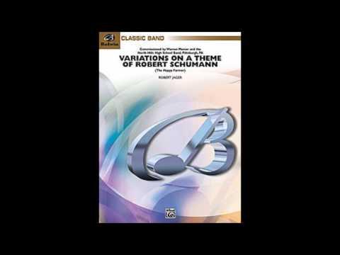 Variations on a Theme of Robert Schumann (