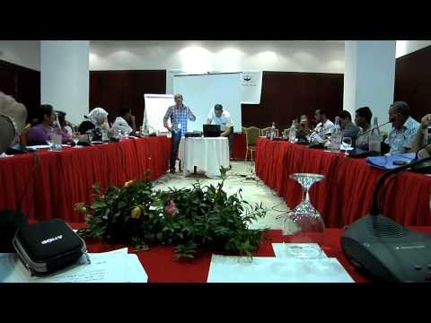 Regional Human Rights Seminar in Tunis حلقة النقاش الإقليمية في تونس