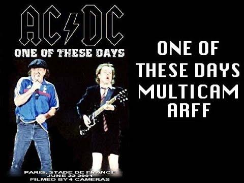 ACDC - Stade de France 22 06 2001 - Amateur Multicam Mix