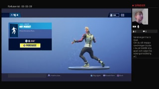 Free thing in Fortnite