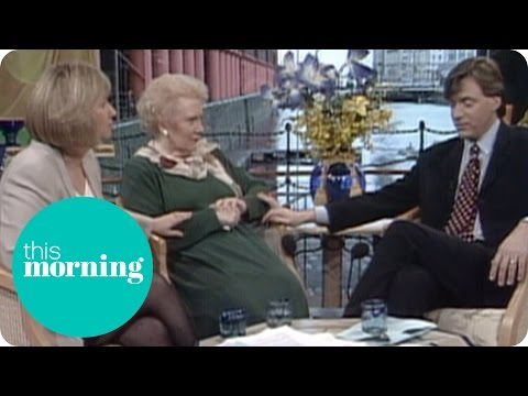 Richard Madeley And Judy Finnigan's Memories Of Denise Robertson | This Morning
