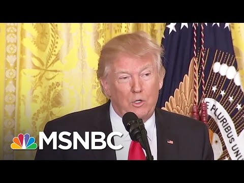 Donald Trump: First 100 Days Is 'Ridiculous' – Except When It's Not | The Last Word | MSNBC