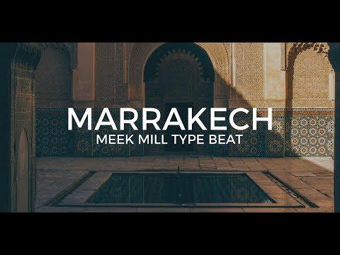 "Meek Mill Dave East type beat ""Marrakech""  ||  Free Type Beat 2020"