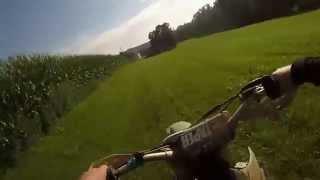 Dirt Bike Mowa
