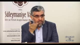 Kuran Sohbetleri Nisa Suresi 1.Ayet-Abdülaziz BAYINDIR