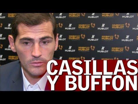 Iker Casillas habla tras ganar el Golden Foot |Diario AS