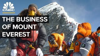 Why So Many People Are Dying On Top Of Mount Everest