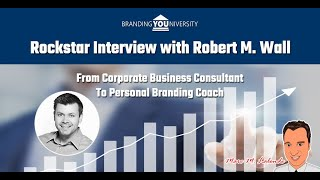 👨‍🏫 Rising Star Interview with Robert M. Wall