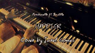 Marshmello ft Bastille - Happier (Jarel Gomes Piano)