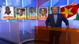 Suriname wil met Nederlandse spelers naar WK 2018