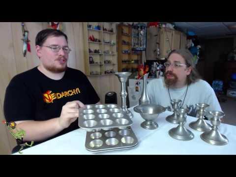 Intro to Metal Craft| Nerd Craft- Metal Working