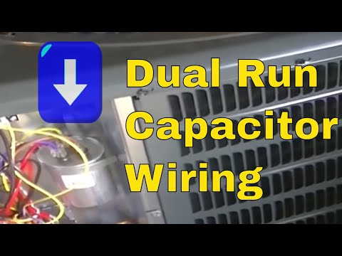amrad\u0027s turbo installation youtube Starter Capacitor Wiring 9 05