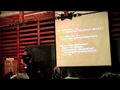 Chandler Carruth: Refactoring C++ with Clang