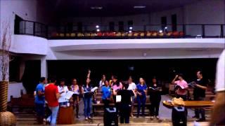 Ensaio - Cantata Alegria 2014