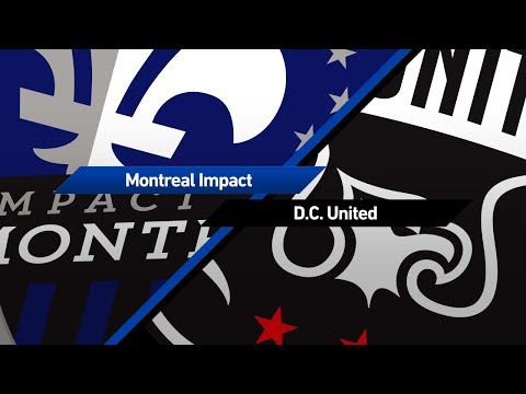 Highlights: Montreal Impact vs. D.C. United | July 1, 2017
