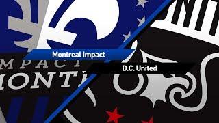 Video Gol Pertandingan Montreal Impact vs DC United