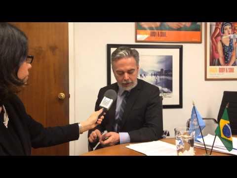Entrevista: Embaixador Antonio Patriota