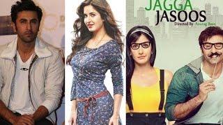 Katrina Kaif ने किया refuse Jagga Jasoos को ex-lover Ranbir Kapoor के साथ Promote करने से