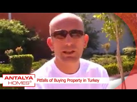 Pitfalls of Buying Property in Turkey