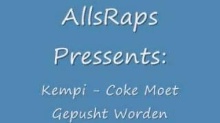 Kempi - Coke moet gepusht worden