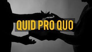 QUID PRO QUO (HISTORIAS DE TERROR)
