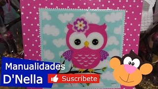 Manualidades:Cuadros Decorativos Para Niñas:By