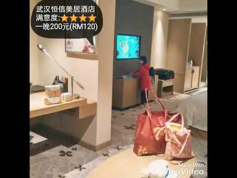 Wuhan trip December 2017