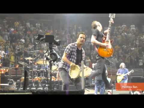 Pearl Jam Frontman Gives 8-Year-Old Best First Concert Ever