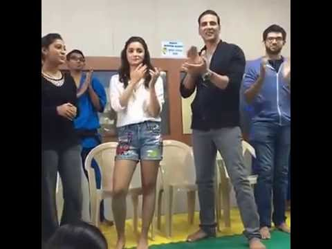 Akshay Kumar's Women Self Defence Training Center, Mumbai Part 2