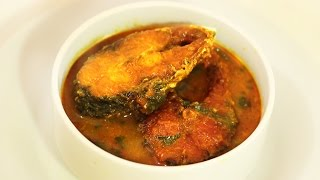 Fish Curry With Tomato Sauce - Indian Style